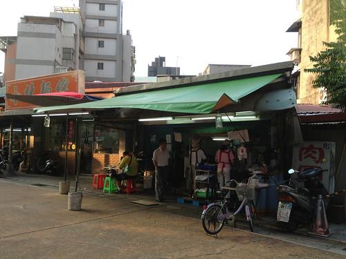 20130910 安東街土地公廟旁彰化肉圓@台北