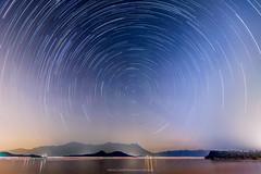 Star Trails | 星流跡 photo by alfredkhc
