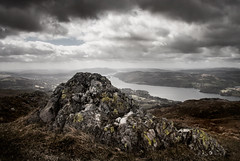 Lake Windermere From Wansfell #2 - #Explored photo by asheers