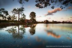 suatu petang yang damai photo by AbuIrfan Outdoorgraphy
