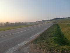 Vers la zone commerciale - D964