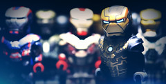 "LEGO Iron Man 3 : Mark 41 ""Bones"" Preview photo by MGF Customs/Reviews"