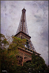 Eiffel Tower Paris, France [Explored] photo by SunyFLx4