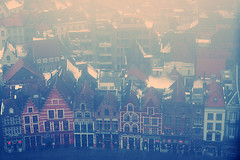 Bruges & Fog photo by ionut iordache