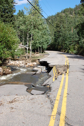 Coal Creek Canyon Flood - Aftermath (16)