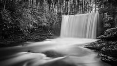 Bersham Waterfall Wrexham photo by (RayH) vinepic.com