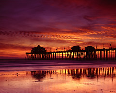 Surf City Pier photo by Eric C Bryan