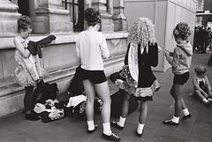 Girls, St Patrick's Day Parade 2014, London photo by fabiolug