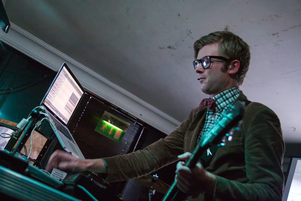 Simon Butler - Public Service Broadcasting - The Harly - Saturday-6.jpg