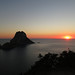Ibiza - Sunset at Es Vedra