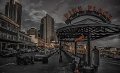 Be Like Pike, Pike Place, Seattle, WA, USA photo by BeyondThePrism