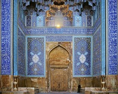 Isfahan Blue / Imam Mosque photo by marco ferrarin