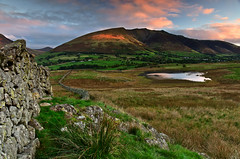 Blencathra and Tewet Tarn photo by John Ormerod