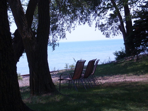Chairs Plus Lake
