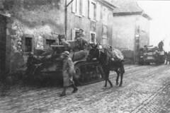 Alsace 1945 novembre - Masevaux - Col. Gérard Gallanc