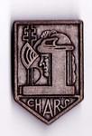Chars -  Insigne - Col B. Bongrand Saint Hillier
