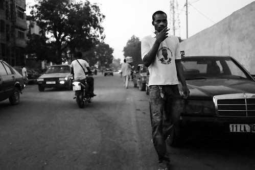 streets of Ouagadougou