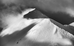 Windy Buachaille Etive Beag photo by svensl