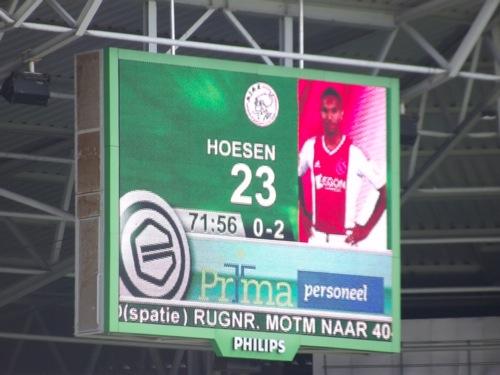 8732281964 501b0046e7 FC Groningen   Ajax 0 2, 12 mei 2013