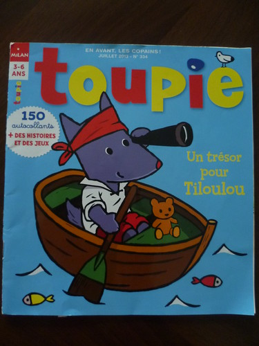 Toupie: Un trésor pour Tiloulou