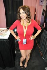 Raquel Sieb in tight sexy minidress photo by hootervillefan