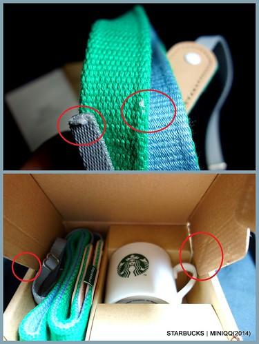 20140122 星巴克-咖啡旅程手札集點贈品2