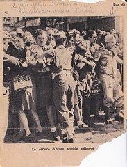 Lyon - 1944 - René Petitot du 22e Bmna - Col. René Petitot