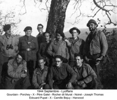 BM4- Chambarand -1944 Septembre Lyoffans Fonds Emile Gauthier