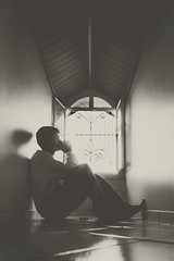 thoughtful photo by JESUS ♥ YOU
