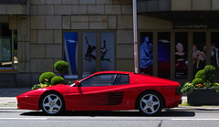 Ferrari Testarossa photo by eLKayPics
