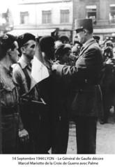BM4- Chambarand -1944 14 Septembre_Lyon_Marcel Mariotte_CroixGuerre- Fonds Emile Gauthier