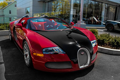 Bugatti Veyron Grand Sport photo by Rivitography