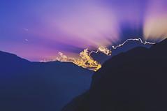 Boring sunset photo by Nora Bo