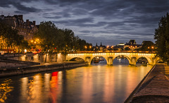 Paris France at the river Seine photo by (RayH)