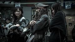 Jack Sparrow - Daidogei photo by L'oeil étranger