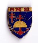BM 21Insigne - Col B. Bongrand Saint Hillier