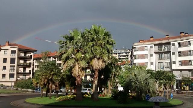 Foto de errenteria arco iris eitb fotos de usuarios - Tiempo en errenteria ...