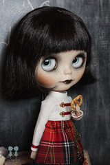 Do you want some pretzel? photo by little dolls room