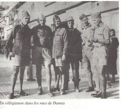 BP- 1941- Damas- Mémoires de Roger Ludeau