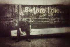 Before I die.... photo by maktub street-dog