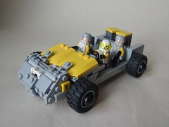 Vemation Rover photo by Legomania.