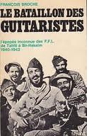 BP- Le bataillon des guitaristes par François Broche