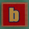 Bob the Builder letter b