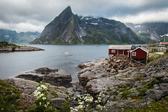 Reinefjorden, Lofoten photo by Christian Wilt