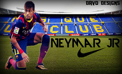 Wallpaper Neymar Jr