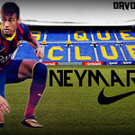 Wallpaper Neymar Jr