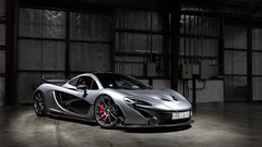 Team Galag McLaren P1 photo by Sam Moores Photography