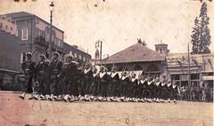 RFM- BFM- 1942 Beyrouth--section-du-22e-bataillon-de-fusiliers-marins-cdt-o-e-lofi-fonds-H-Fercocq