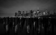 Black & White Manhattan photo by Nicolas Goulet Photography