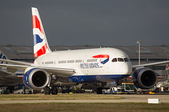British Airways Boeing 787 G-ZBJC photo by LHR Local